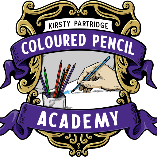 Coloured Pencil Academy by Kirsty Partridge